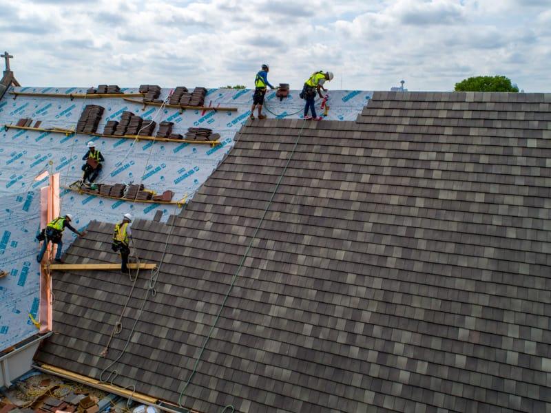 Proper Roofing Installation